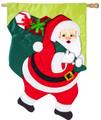 Santa Claus Banner