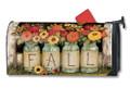 Fall Mason Jars Mailwrap
