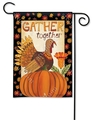 Gather Together Garden Flag