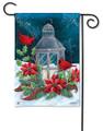 Cardinal Christmas Garden Flag