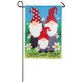 Gnome Sweet Gnome Garden Flag