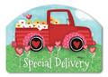 Special Delivery Yard Design
