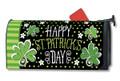 St. Pat's Shamrocks Mailwrap