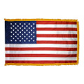 Indoor United States Flag