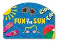 Summertime Fun Yard Design