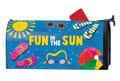 Summertime Fun Mailwrap