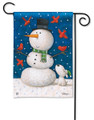 Winter Pals Garden Flag
