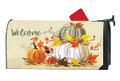 Neutral Pumpkins Mailwrap