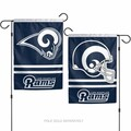 2-Sided Los Angeles Rams Garden Flag
