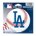 Los Angeles Dodgers Die Cut Magnet