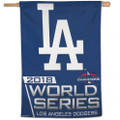"28"" x 40"" National League Champions Los Angeles Dodgers Banner"
