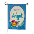 Forever My Angel Garden Flag