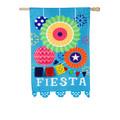 Fiesta Linen Banner