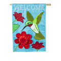 Hummingbird Welcome Banner