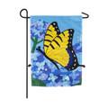 Hydrangea Garden Garden Flag