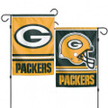 2- Sided Packers Garden Flag