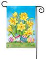 Easter Daffodils Garden Flag