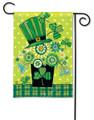 Blooming Irish Garden Flag