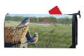 Summer Bluebirds Mailwrap