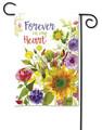 Forever Flowers Garden Flag