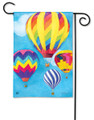 Up and Away Garden Flag