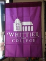 Whittier College Banner - Nylon
