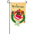 Gardening Welcome Garden Flag