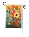 Autumn Sunrise Garden Flag