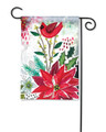 Christmas Snippets Garden Flag