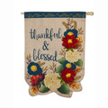Thankful & Blessed Floral
