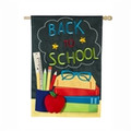 Back to School Applique