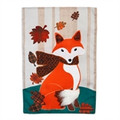 Autumn Fox Garden Flag