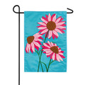 Coneflowers Garden Flag
