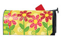Folk Flowers MailWrap
