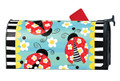 Folk Ladybugs MailWrap