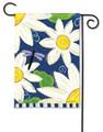 Daisy Blues  Garden Flag