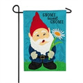 Sweet Gnome Garden Flag
