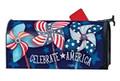 Patriotic Pinwheels Mailwrap
