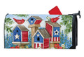 All American Birdhouse Mailwrap