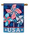 Celebrate America Patriotic Pinwheels