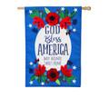 God Bless America Floral
