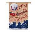 Santa's Sleigh Merry Christmas