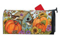 Autumn Bird House Mailwrap