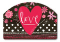 Valentine Love Yard Design