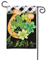Lucky of The Irish Garden Flag