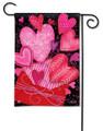Sending Love Garden Flag