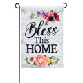Floral Bless This Home