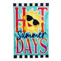 Hot Summer Days  Garden Flag