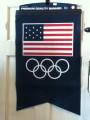 Team USA Felt Banner