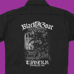 Black Goat of the Woods Tavern workshirt